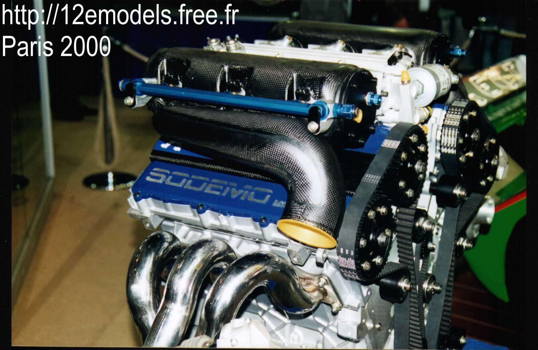 Peugeot V6 Engine